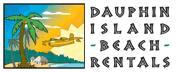 Logo of Dauphin Island Beach Rentals