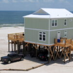 dauphin island rental beach house with 5 bedrooms and private pool