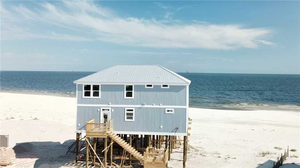 Island Time IV Vacation Rental Dauphin Island