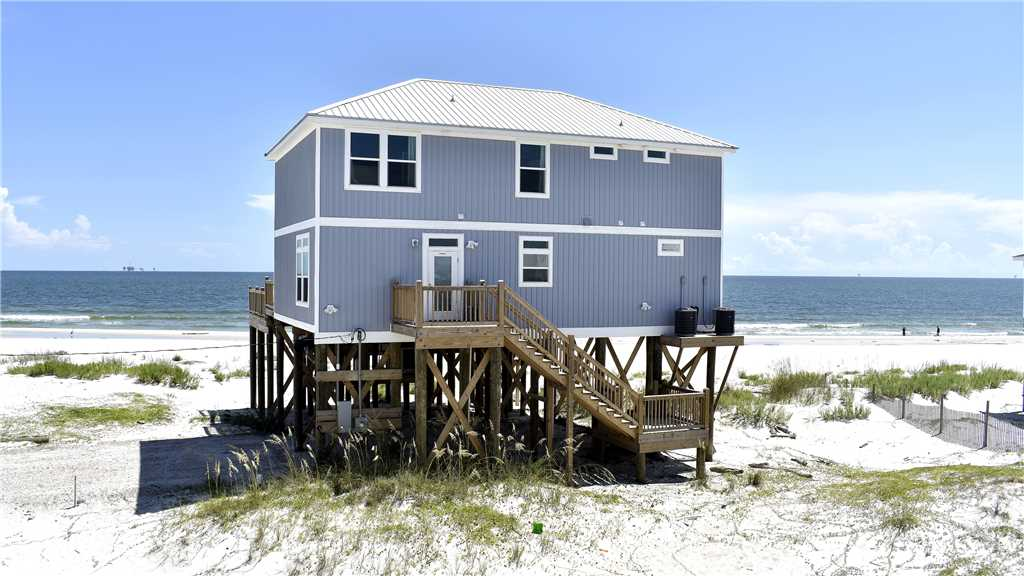 Dauphin Island 5 bedroom vacation rental with Pool  and Game Room