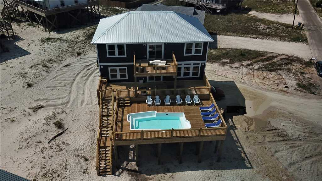 5 bedrm Beach House with Pool and Game Room