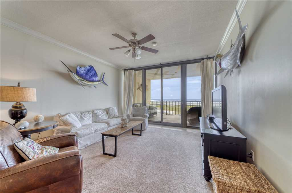 Third Floor Gulf view in Holiday Isle Dauphin Island
