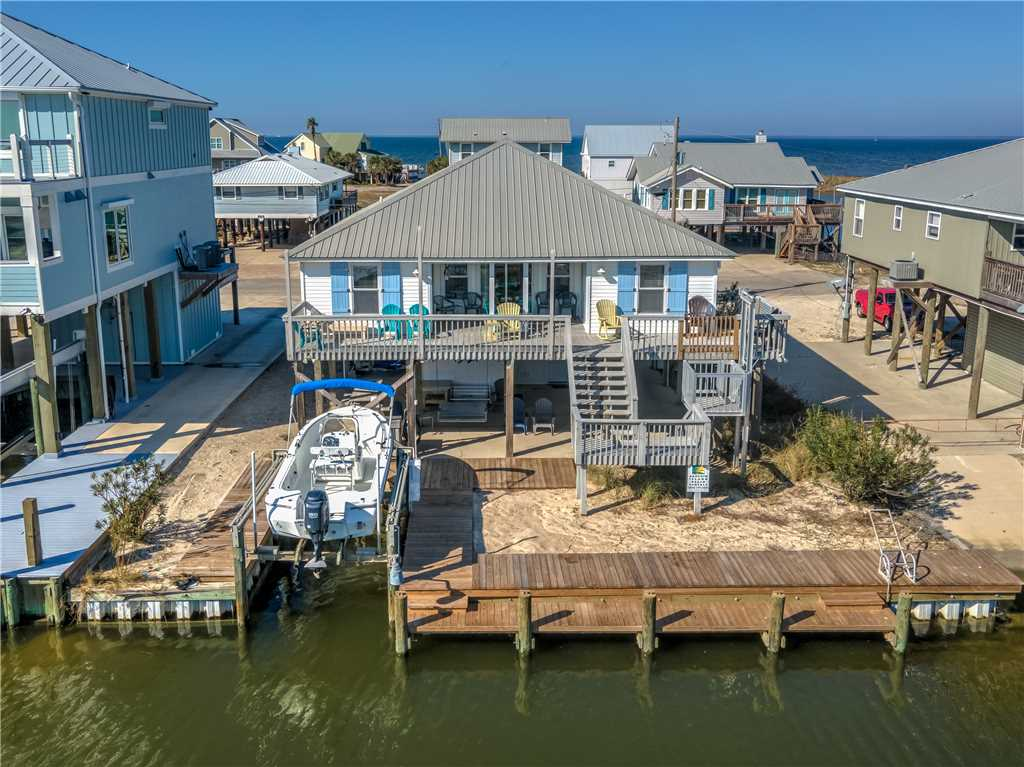 Waters Edge Dauphin Island Vacation Rental