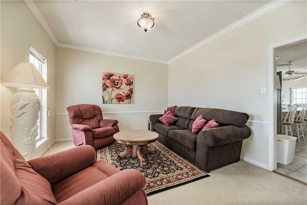 Second Living Room or Den