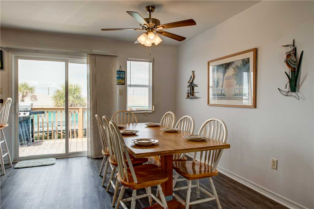 Dining Room Dauphin Island Beach House