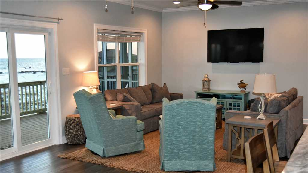 Gulf-view Living Room