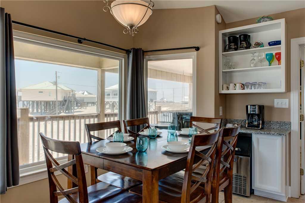 Dining Room Dauphin Island Beach House