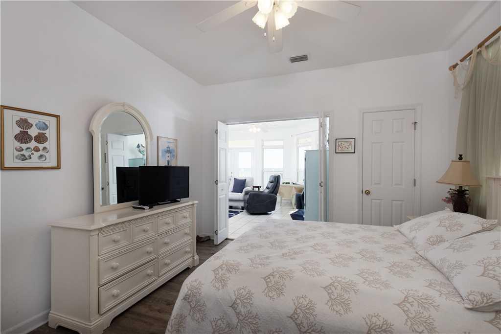 Master Bedroom Suite Off Living Room