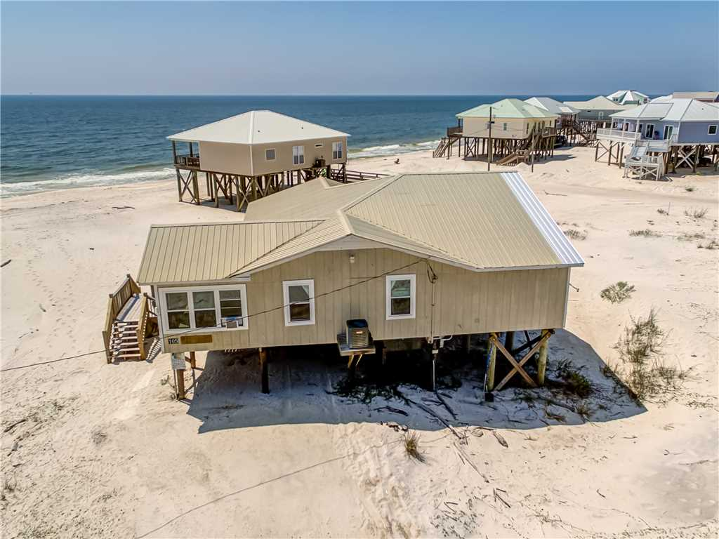 Dauphin island Beach House Rentals