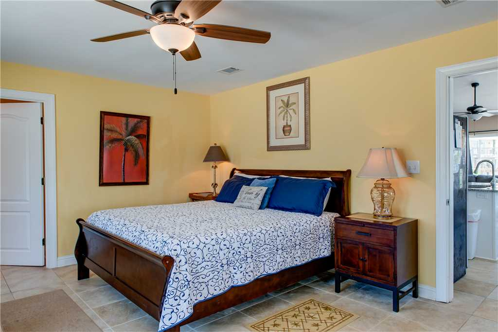 Large Master Bedroom Knee Deep Beach House
