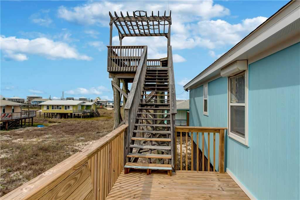 Crow's Nest Dauphin Island Vacation Rental