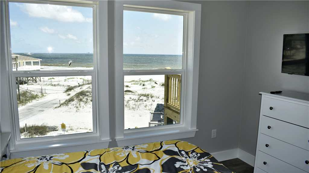 View from Gulf view Queen bedroom -construction pic