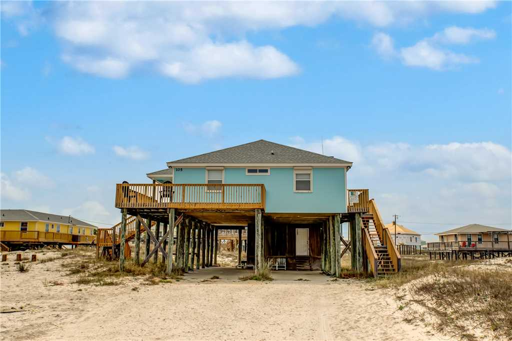 Pet Friendly Beach House on Dauphin Island