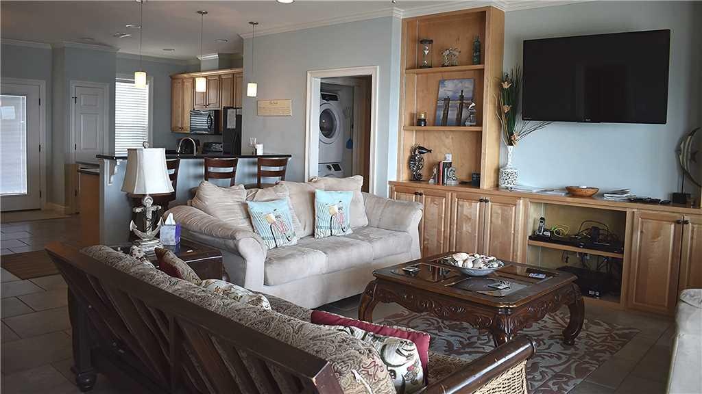Living Room Dauphin Island Rentals 2
