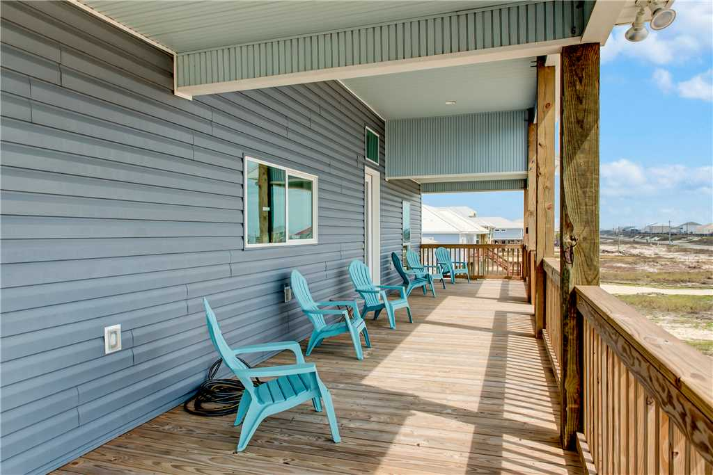 Front Porch Dauphin Island