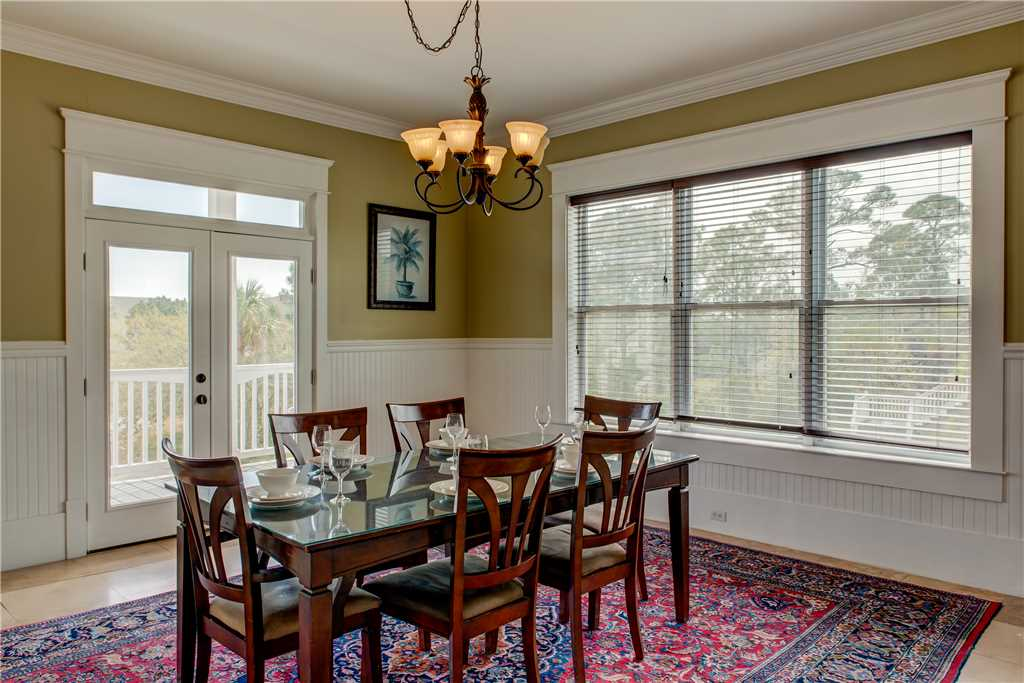 Large Open Dining Room