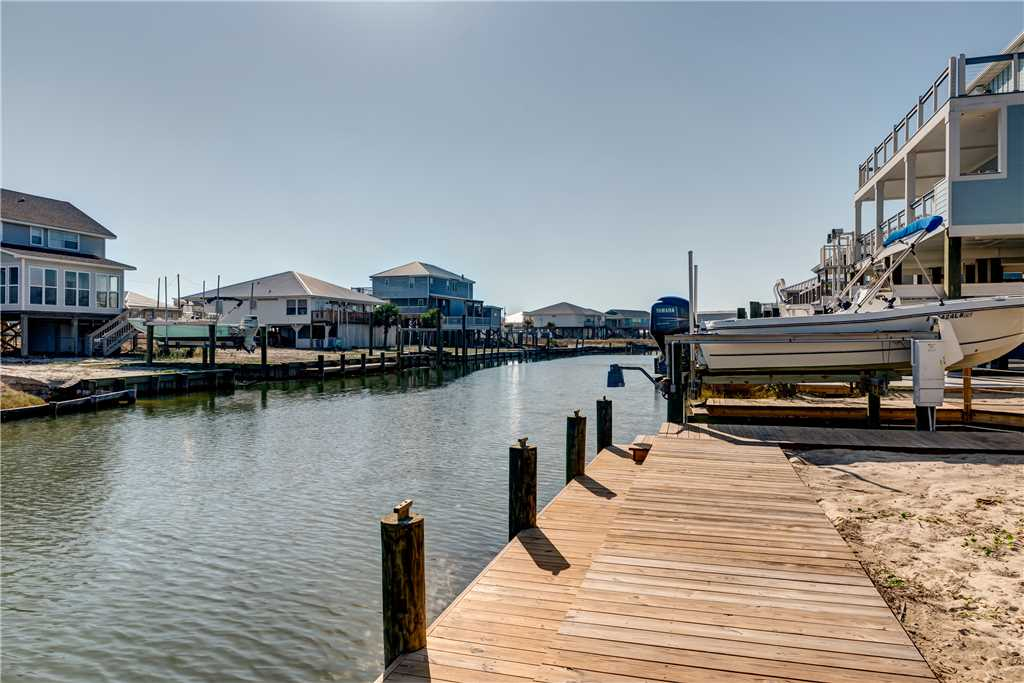Waters Edge Vacation Rental on Dauphin Island