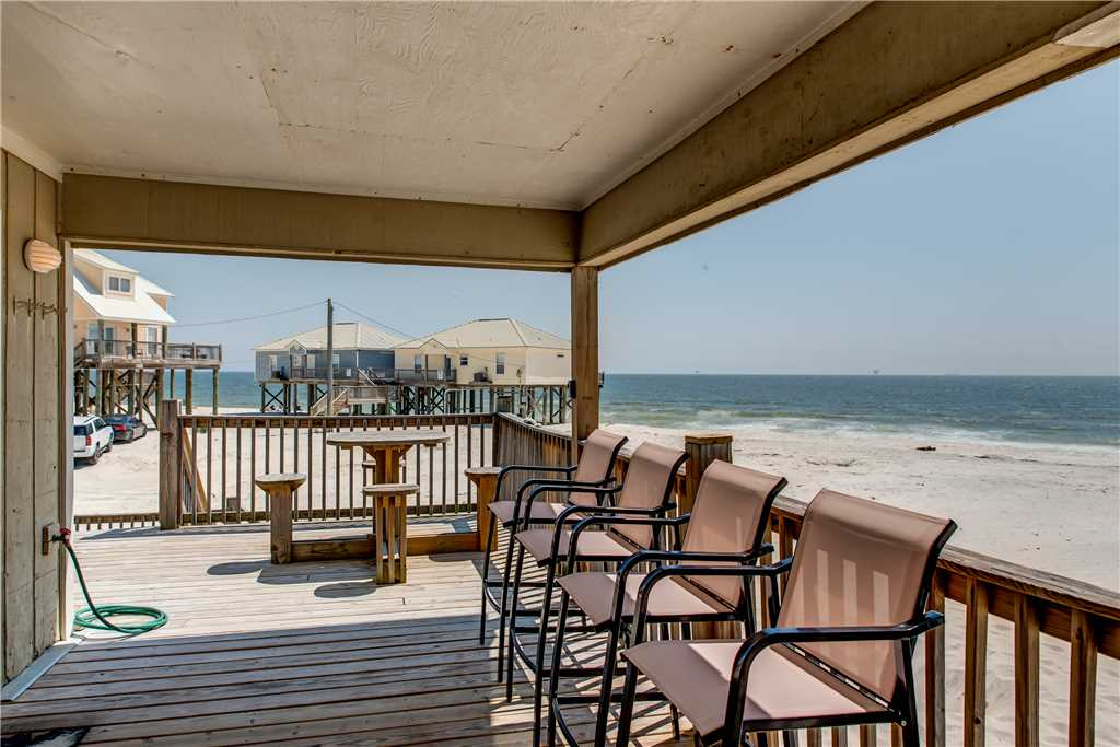 Pet Friendly Dauphin Island Vacation Home