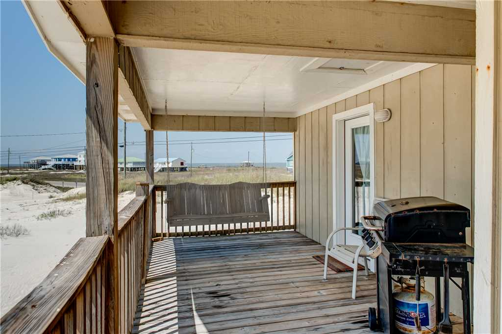 Outdoor Grilling on Dauphin Island