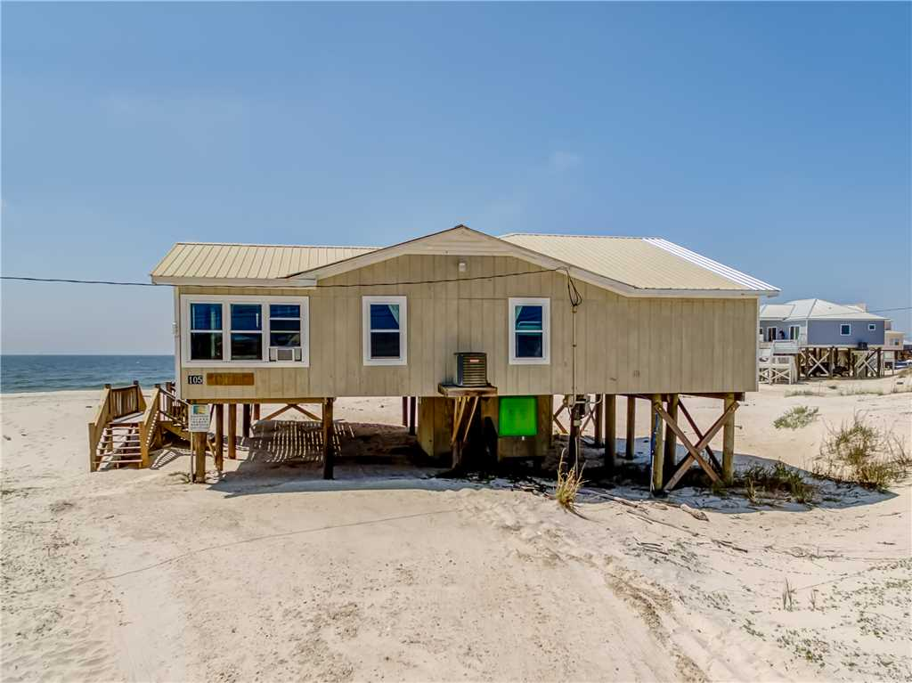 Knee Deep Dauphin Island Vacation Rental