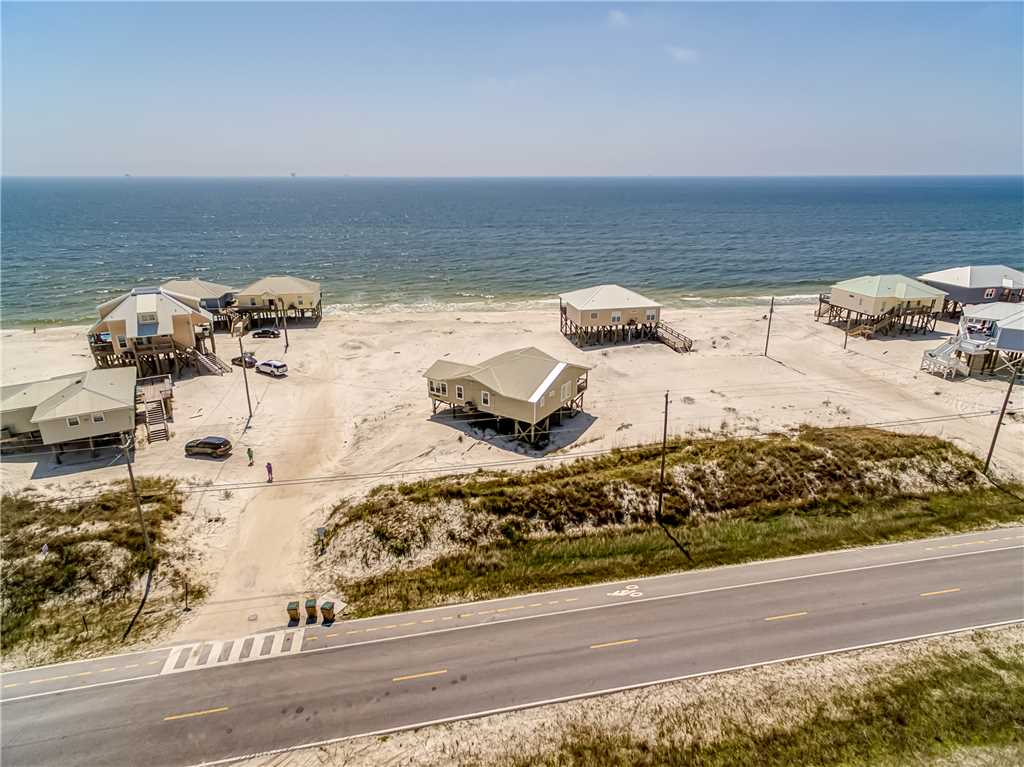 Knee Deep Dauphin Island Vacation Home