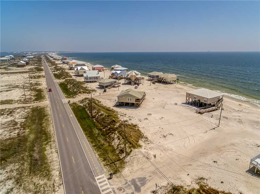 Knee Deep Dauphin Island Beach Rental