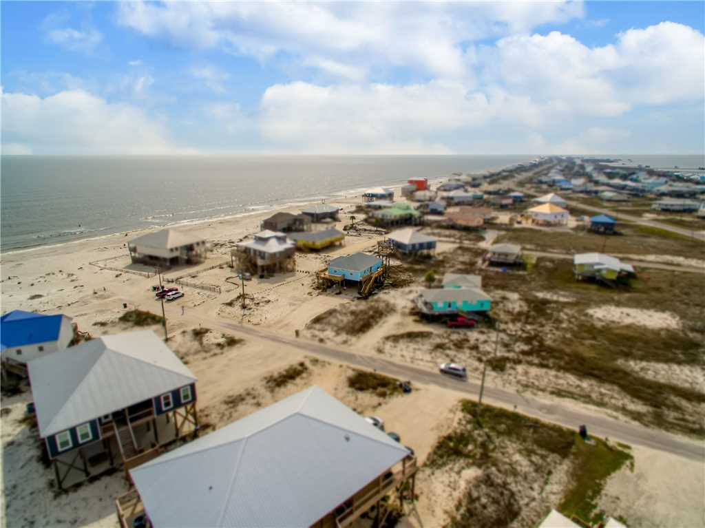 Sandbar Pet Friendly Dauphin Island Beach House