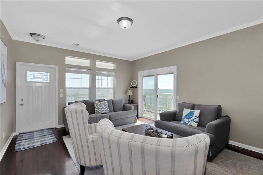 Island Time Pet Friendly Living Room