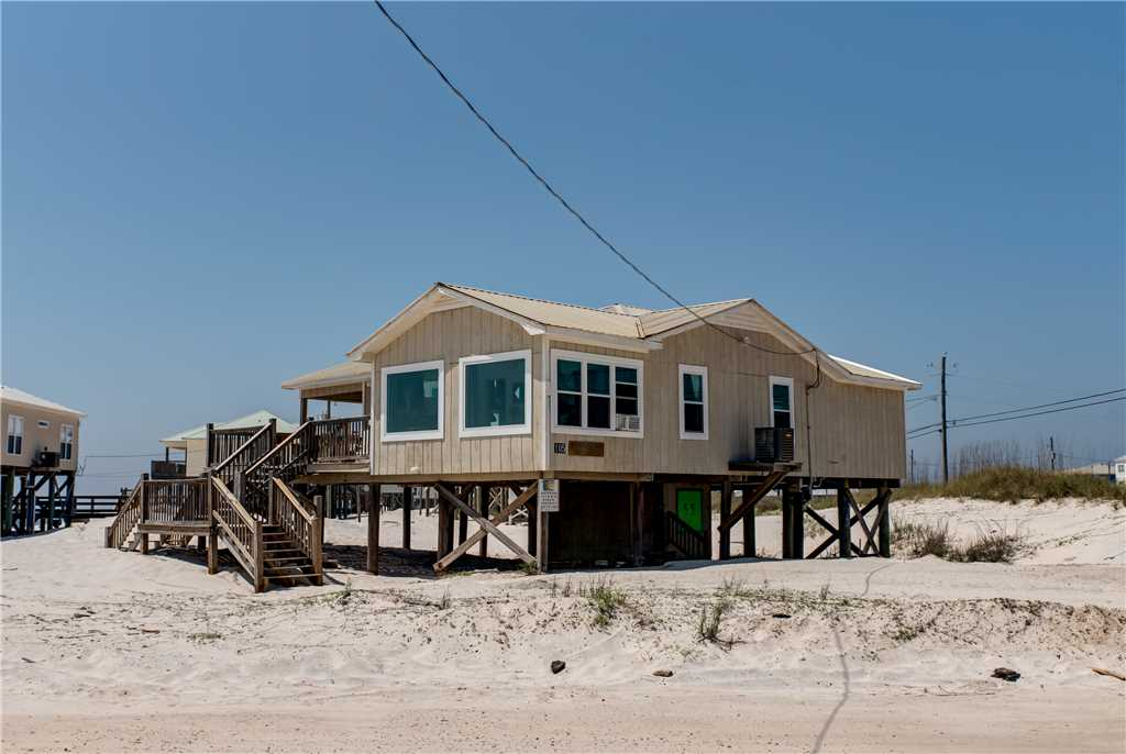 Knee Deep Dauphin Island Beach House