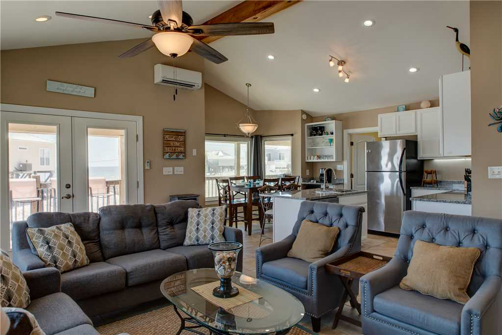 Knee Deep Living Room Dauphin Island