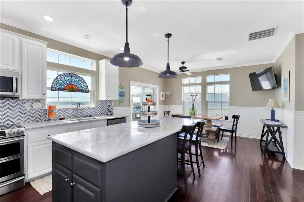 Dauphin Island Beach House Kitchen