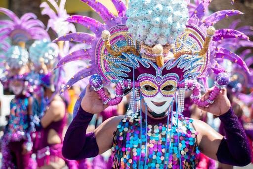 Dauphin Island's Month-Long Mardi Gras Festival