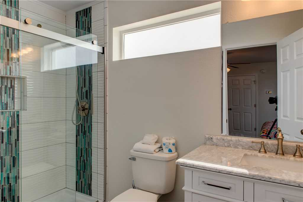 Master Bathroom with Custom Shower