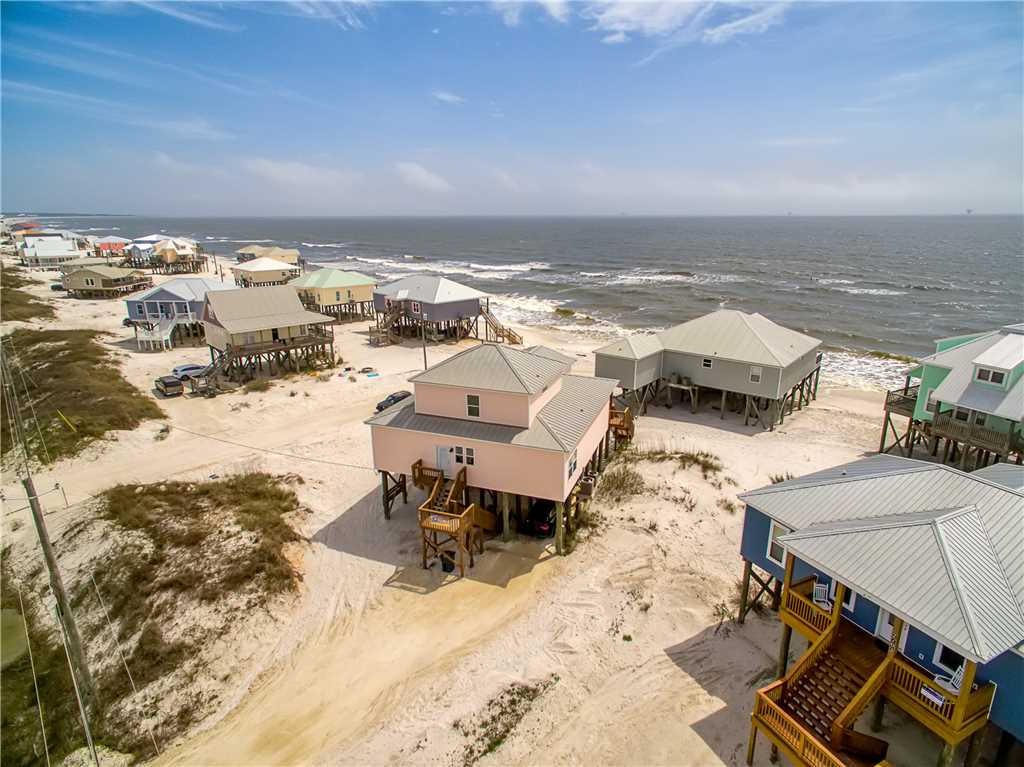 Wave Louder Dauphin Island Vacation Rental