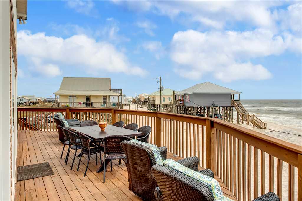 71 Gulf View Deck