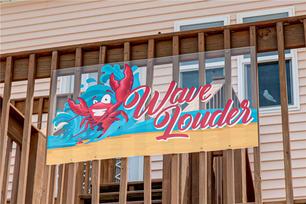 Wave Louder Pet Friendly Beach House