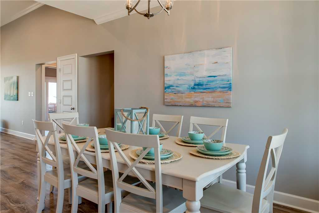 21 Blue Oasis Dining Room Dauphin Island