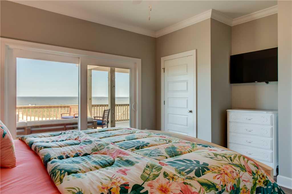 27 Master Bedroom Dauphin Island Beach Rental
