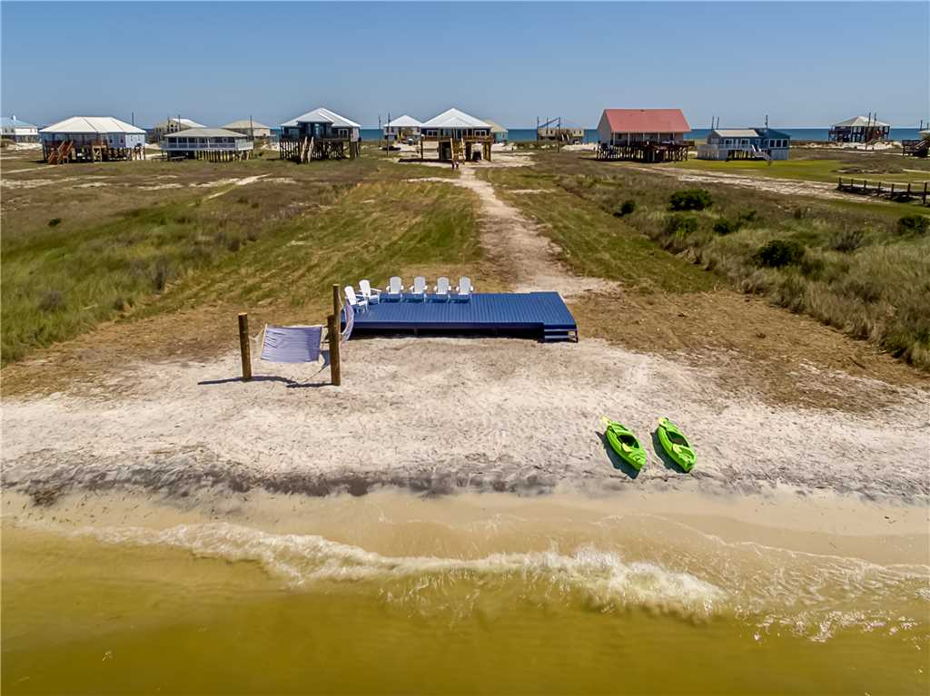 04 Blue Oasis Bayfront Dauphin Island Vacation Home