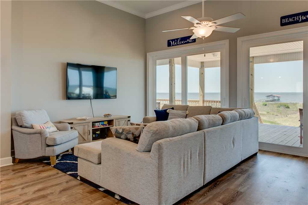 10 Blue Oasis Dauphin Island Living with Bay View