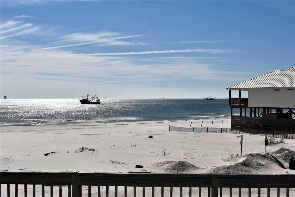 Great Gulf views from decks