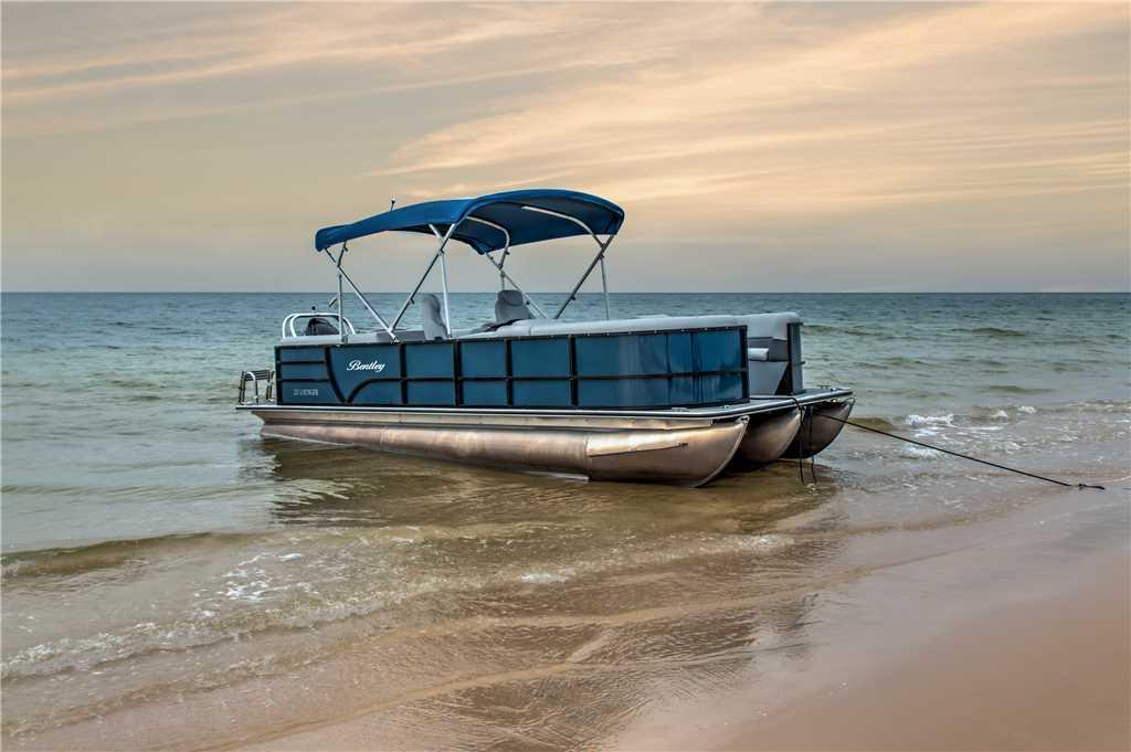 Dauphin Island Beach Rentals Pontoon
