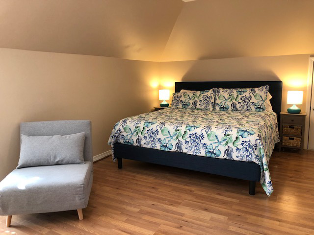 32 2nd floor South Bunk Room King bed Dauphin Island Beach Rentals