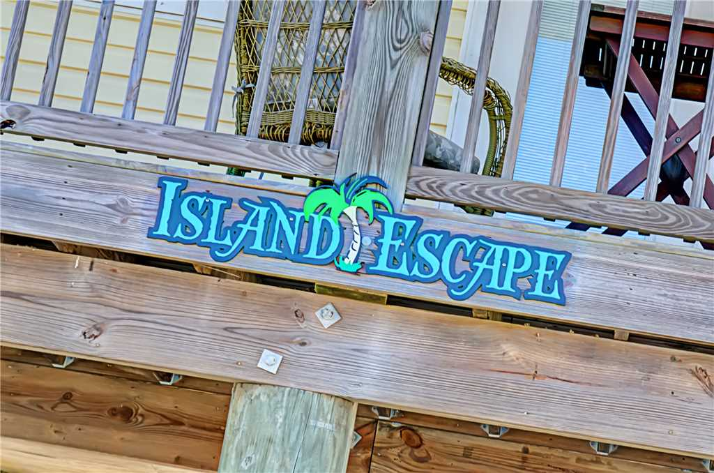 Island Escape Pet Friendly Dauphin Island Beach House