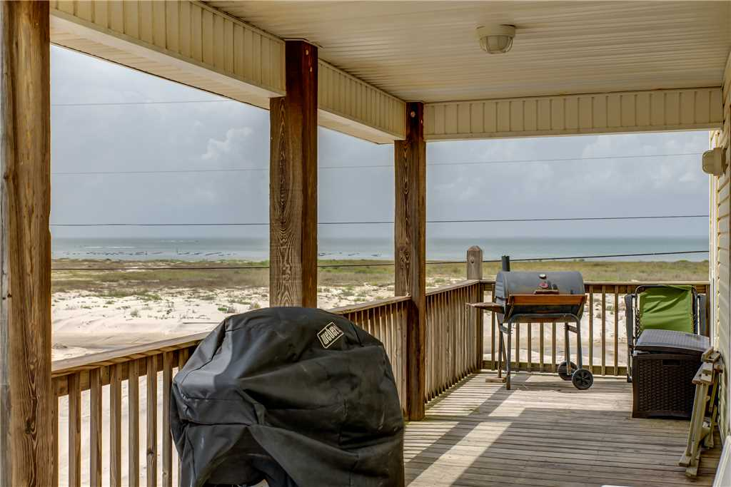 Outdoor Cooking Island Escape Dauphin Island
