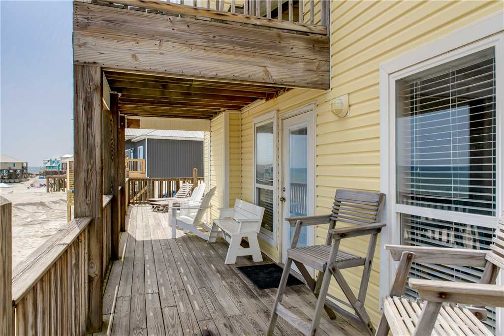Pet Friendly Dauphin Island Beach House