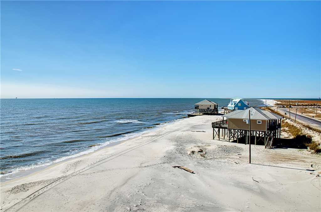 Unobstructed Dauphin Island Beach View