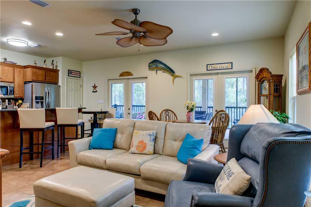 La Retraite Living Room Dauphin Island Get Away