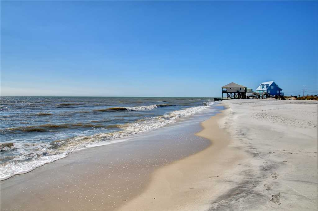 Gulf Coast of Alabama Island Escape
