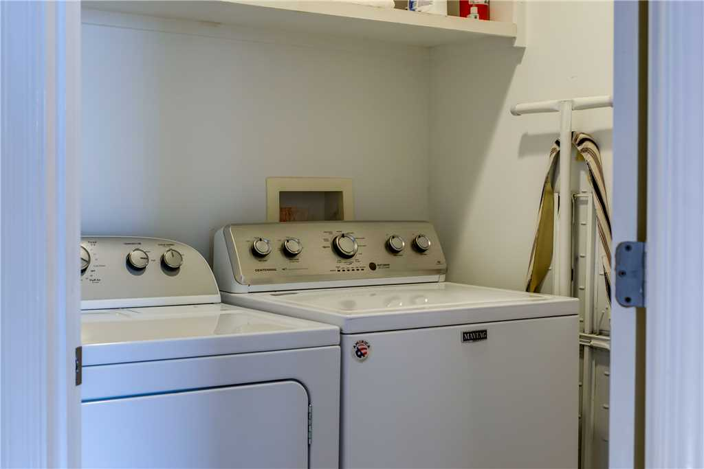 Laundry Machines Included